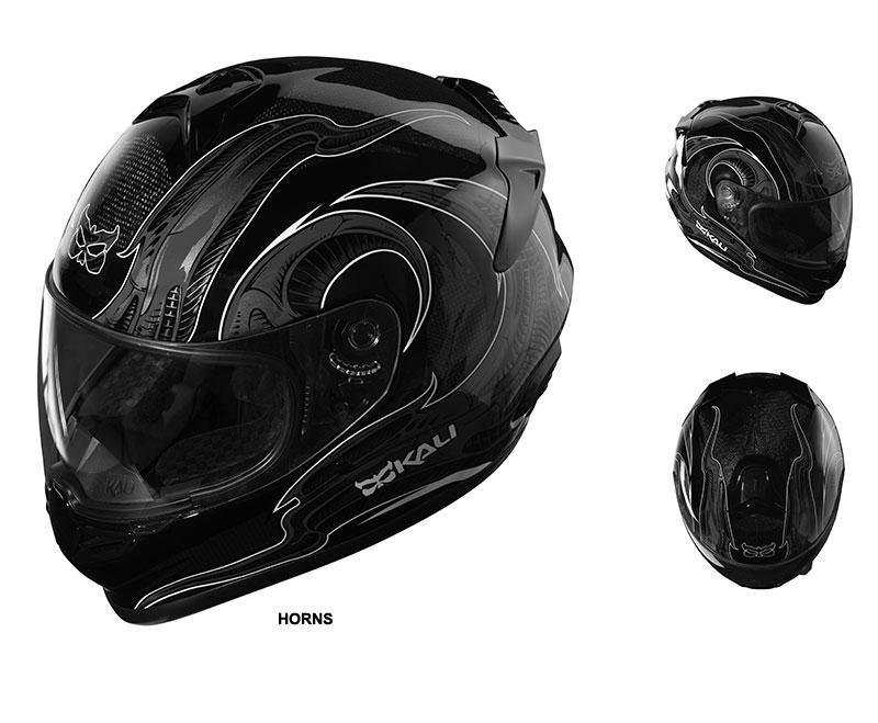 Helmet Horns Naza Horns Carbon Helmet