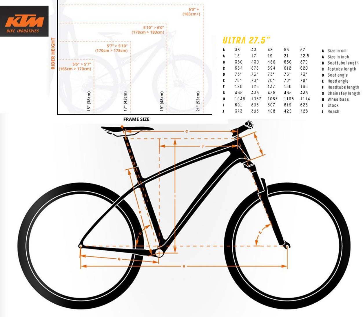 Amazing Bicycle Frame Sizes Elaboration - Picture Frame Ideas ...