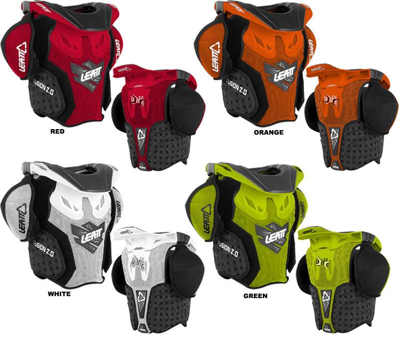 Leatt Fusion 2.0 neck brace/vest for children