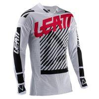 Leatt GPX 5.5 Ultraweld Vented Jersey Moto Dirtbike ATV Off Road Riding Black