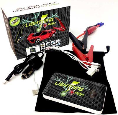 lil lightning lightning pak ultra slim jump start pack bto sports rh btosports com