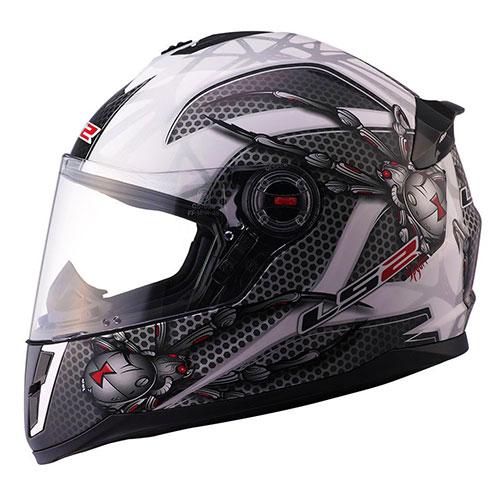 Ls2 Ff392 Junior Spyder Helmet Youth Bto Sports