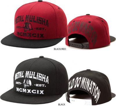 Metal Mulisha - MMWD Snapback Hat  BTO SPORTS 7009dd0ffb1