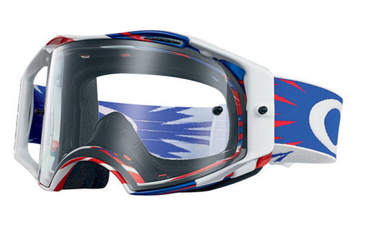 oakley airbrake tear off