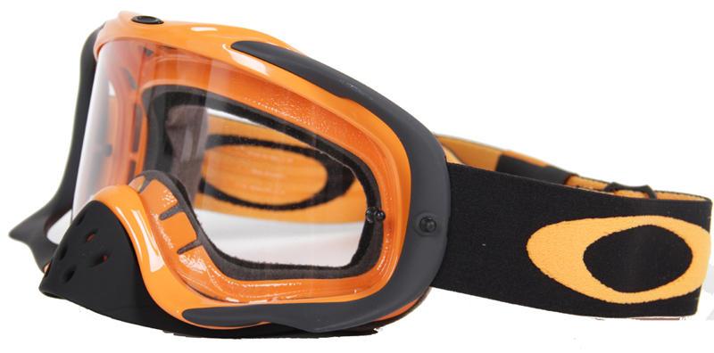 orange oakley goggles  Oakley - 2014 Crowbar MX J. Herlings Signature Goggle: BTO SPORTS