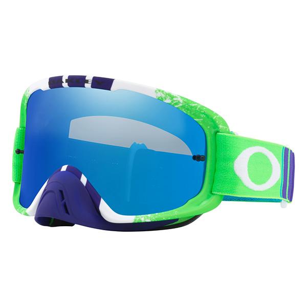 Oakley - O-Frame 2.0 Iridium MX Goggle: BTO SPORTS