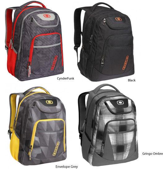 Ogio - Tribune Backpack: BTO SPORTS