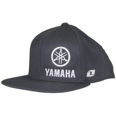 One Industries - Yamaha Ceremony Snapback Hat Color Gray  BTO SPORTS 9b9744c981e7