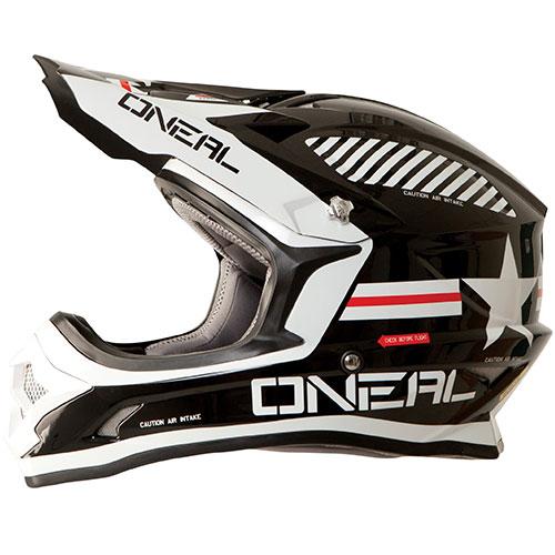 o 39 neal 2016 3 series afterburner helmet bto sports. Black Bedroom Furniture Sets. Home Design Ideas