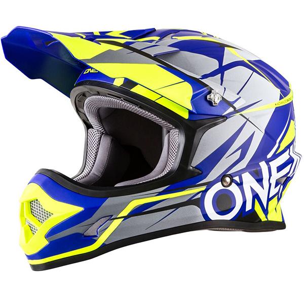 O Neal 3 Series Freerider Helmet Bto Sports