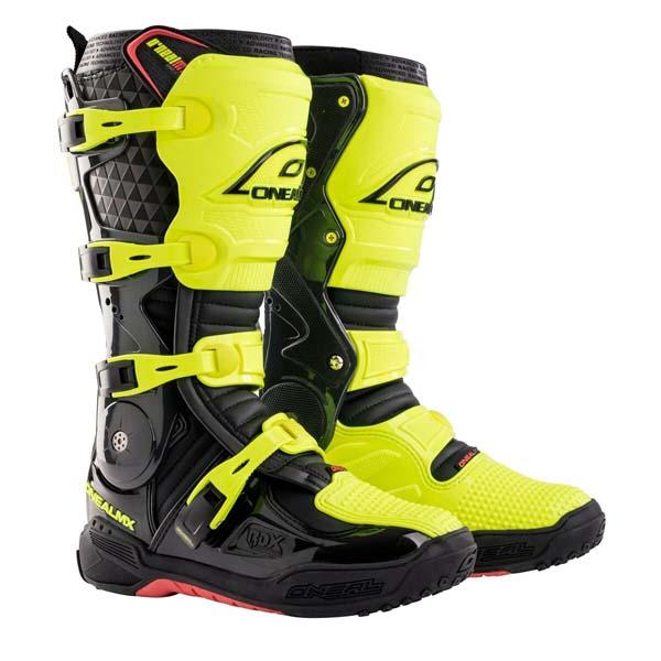 O'Neal RDX Boot Yellow