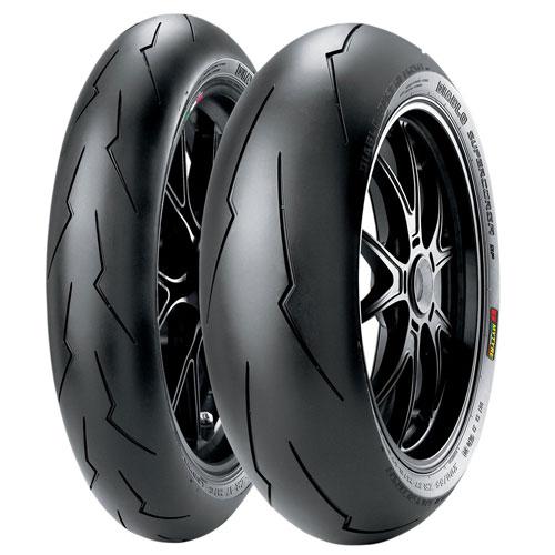 pirelli diablo supercorsa sp v2 front rear tire combo. Black Bedroom Furniture Sets. Home Design Ideas
