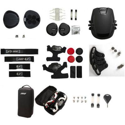 56cead5d77 Pod MX Knee Brace Accessories: BTO SPORTS