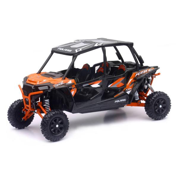 New Ray Toys Rzr Xp 4 Turbo Eps 1 18 Scale Bto Sports