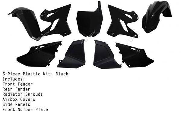 RTech - Restyle Plastic Body Kits (Yamaha): BTO SPORTS