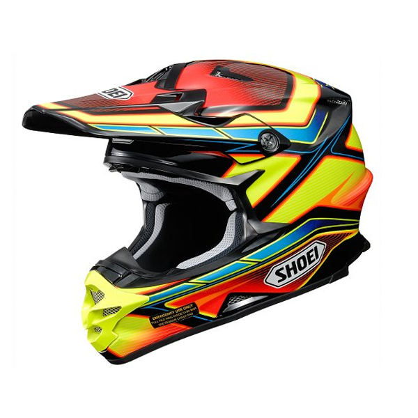 shoei vfx w capacitor helmet bto sports. Black Bedroom Furniture Sets. Home Design Ideas