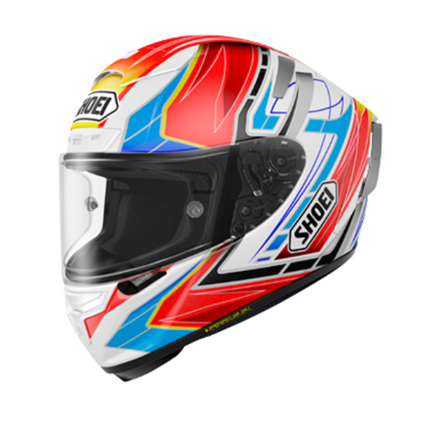 Shoei X 14 Assail Helmet Bto Sports
