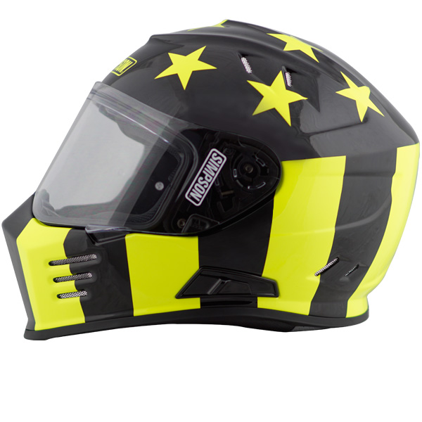 Simpsion Ghost Bandit Revolt Helmet