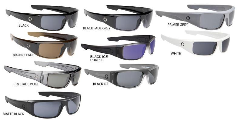 Spy Logan Sunglasses  spy logan sunglasses bto sports