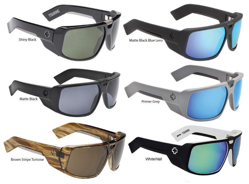 Spy Touring Sunglasses Brown
