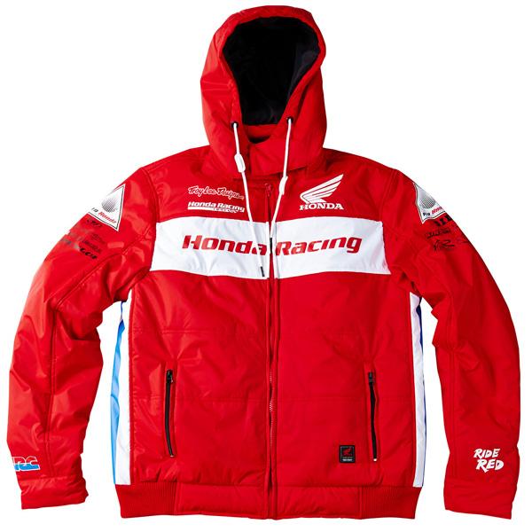 troy lee designs honda team jacket bto sports
