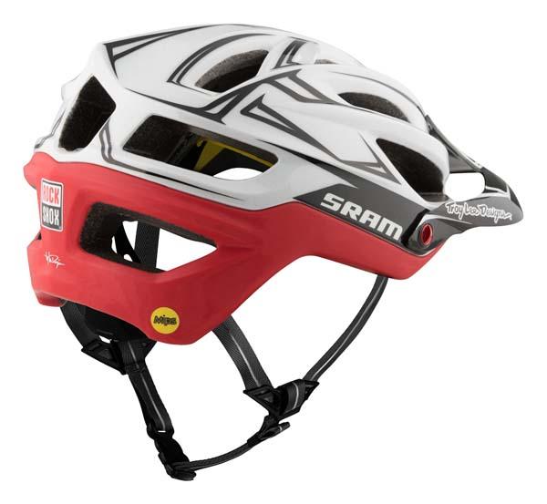 Troy Lee Designs A2 All Mountain TLD/SRAM Team Helmet