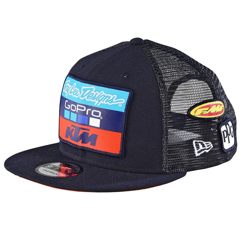 Troy Lee Designs Mens  Ktm Hat