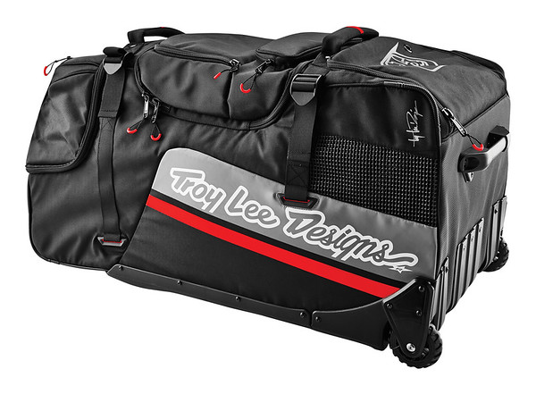 Troy Lee Designs - Premium Wheeled Gear Bag  BTO SPORTS 7e702c5700702