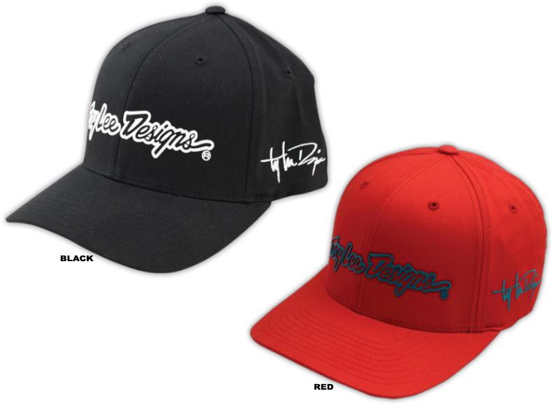 Troy Lee Designs - Signature Hat  BTO SPORTS 4e5348068af0