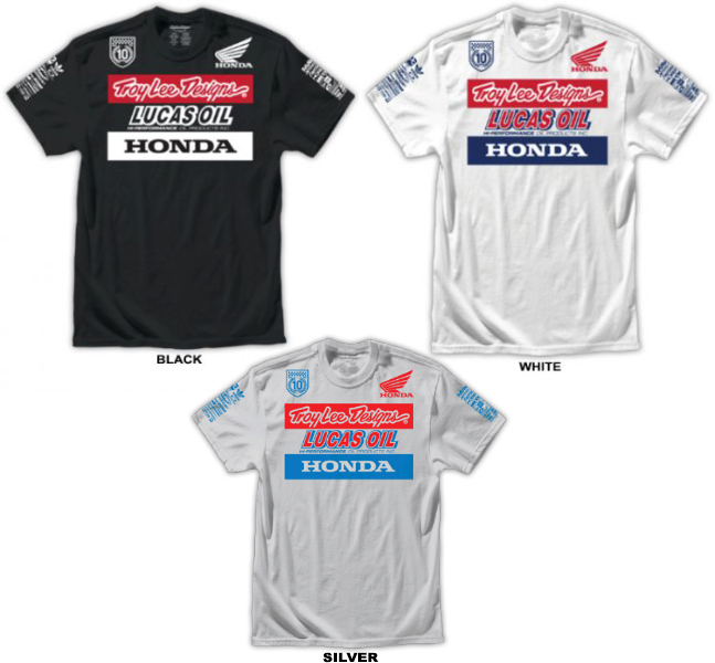 race shirts designs troy lee designs team racing