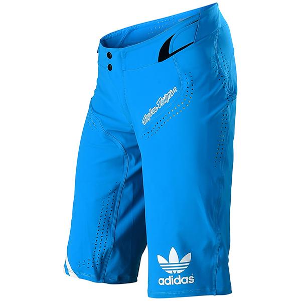 05af6617daca5 Troy Lee Designs - Ultra LTD Adidas Team Short (Bicycle) - Color:Blue  Size:30