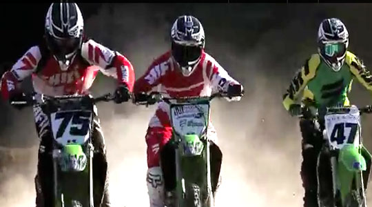 SHIFT MX 2013 Behind the Scenes | MX Video