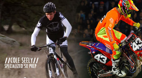 Cole Seely | Specialized Supercross Prep
