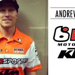 BTO Sports – KTM Team Announcement – Andrew Short