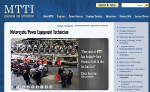 MTTI Motorcycle Program