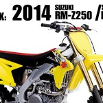 2014 Suzuki RM-Z250 and RM-Z450 | First Look