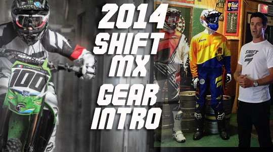 Gear Shifting on a Motorcycle Shift 2014 Motocross Gear