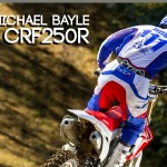 Jean Michael Bayle Rides the 2014 Honda CRF250R