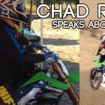 Chad Reed Speaks About His 2014 Plans