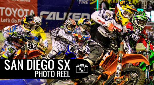 San Diego SX Supercross | Photo Gallery
