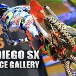 San Diego SX Practice Gallery | Supercross 2014