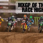 MXGP of Thailand Race Highlights