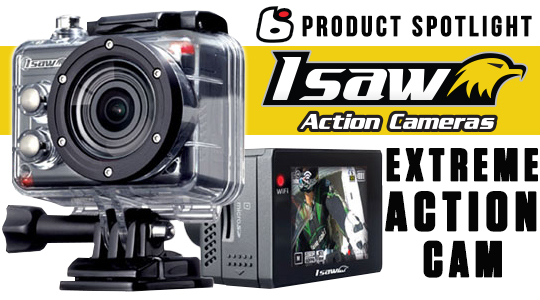ISAW Extreme Action Camera | Product Spotlight