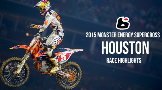 houston-supercross-race-highlights
