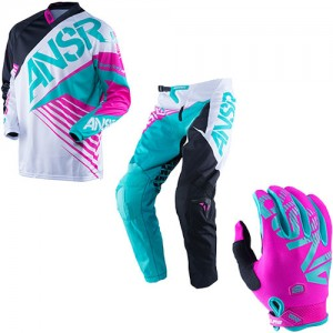 Women have a specially designed combo in 2016 as well. The Answer Syncron  WMX Women s Jersey Combo was designed with women in mind. 644b9ba299