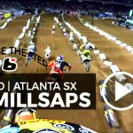 On-Board | Davi Millsaps Atlanta SX