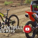 Destin Cantrell Rides KHS Bicycles