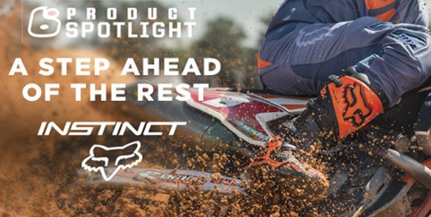 Fox Racing Motocross Boots