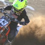 Noah Viney Shows Speed at TWMXRS Perris Round