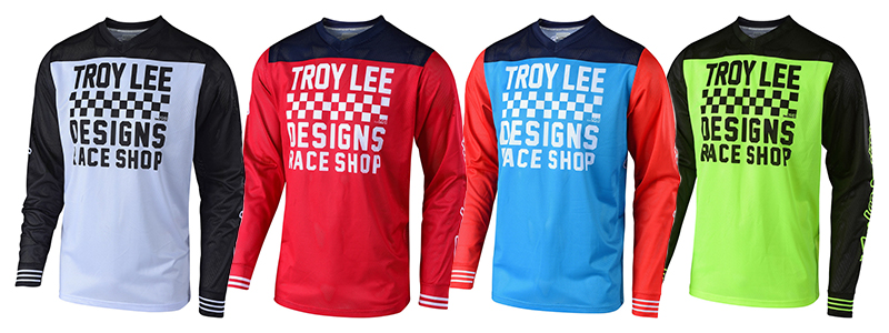 Troy Lee Designs - GP Air Raceshop Jersey